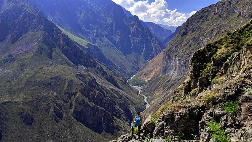 Trekking Cañón del Colca