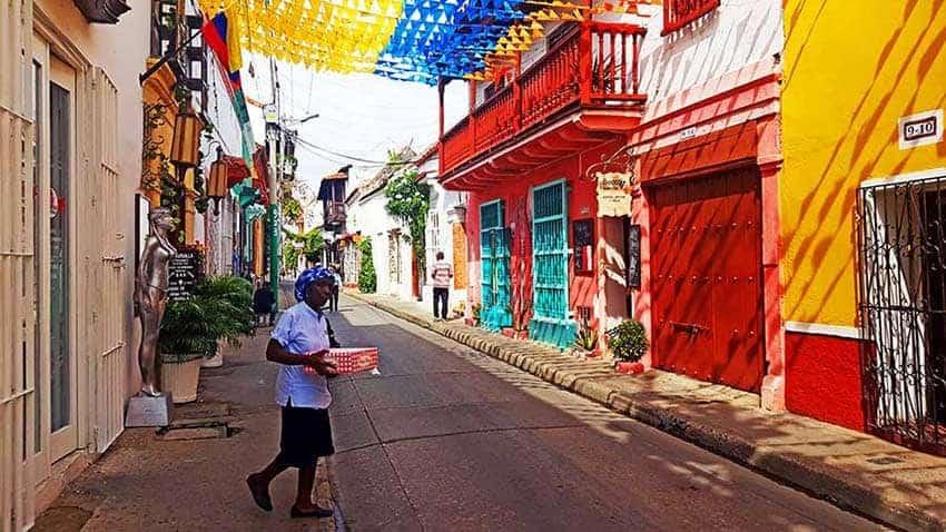 Cartagena de indias que hacer
