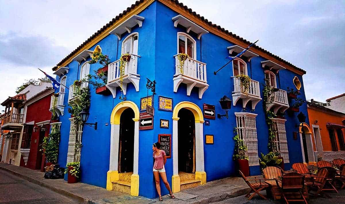 Qué Ver En Cartagena De Indias Colombia Banano Meridiano