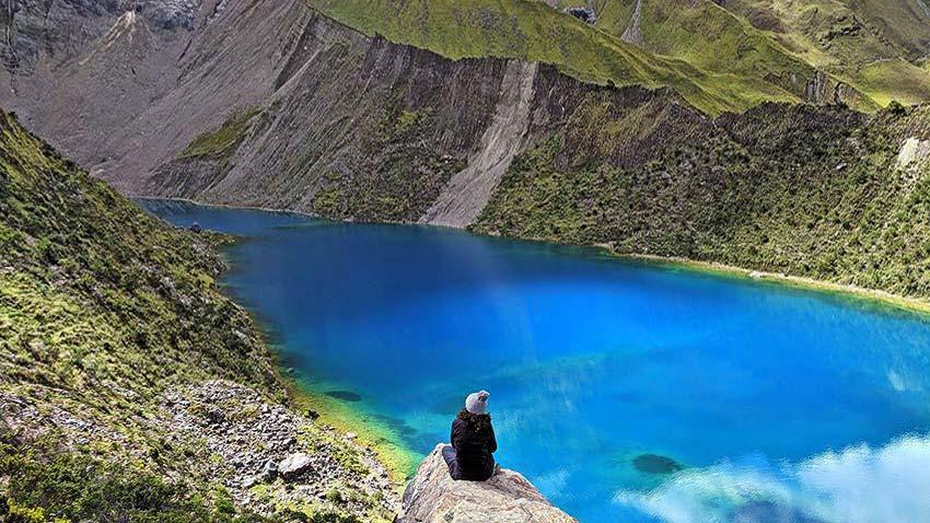 laguna humantay salkantay trek