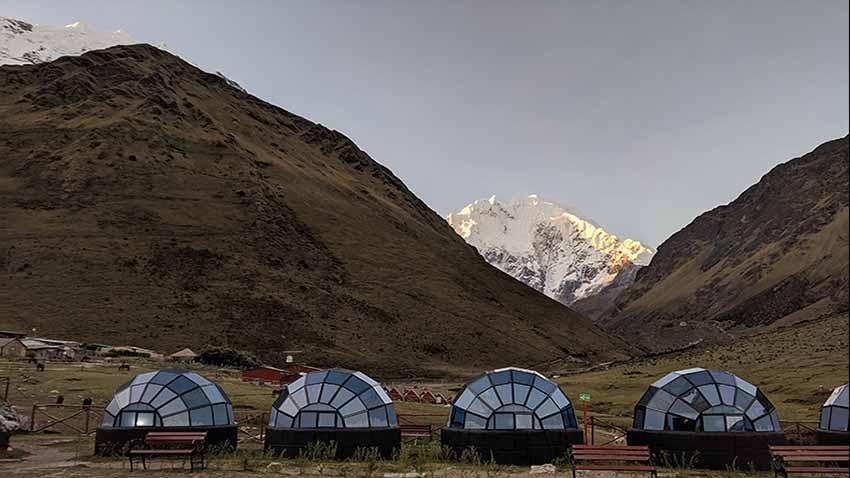 Sky Camp en Soraypampa
