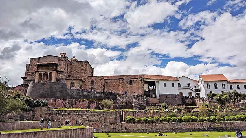 Qorikancha Convento Santo Domingo que hacer cuzco