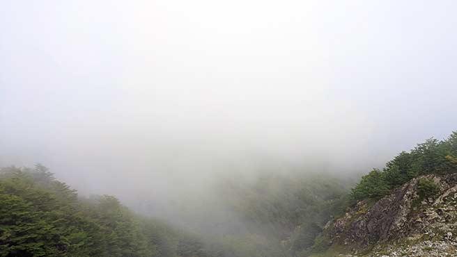 refugio rocca paso de las nubes
