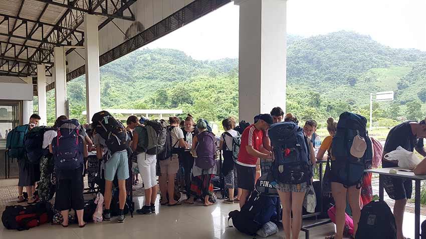 visado laos frontera