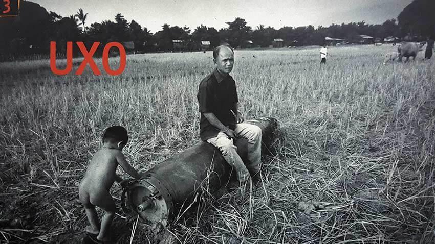 bombas Laos Guerra secreta