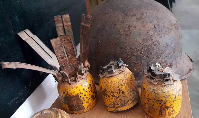 uxo bombs Laos