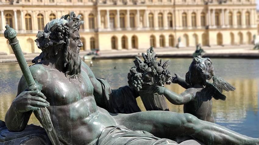 fiestas del palacio de versalles historia