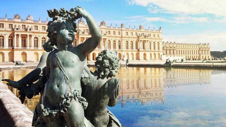 visitar versalles paris