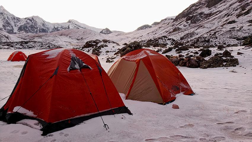 que llevar para acampar