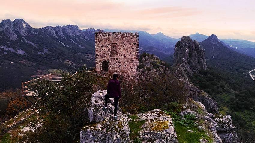 Cabañas del Castillo Extremadura
